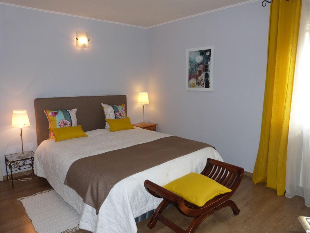 Chambre Chamarelle      lit 160x200
