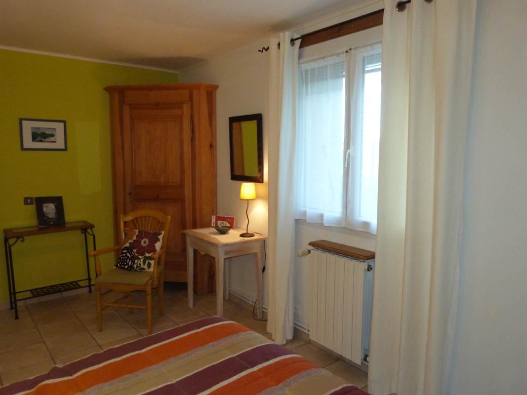 Chambre Ibie   lit 140x200