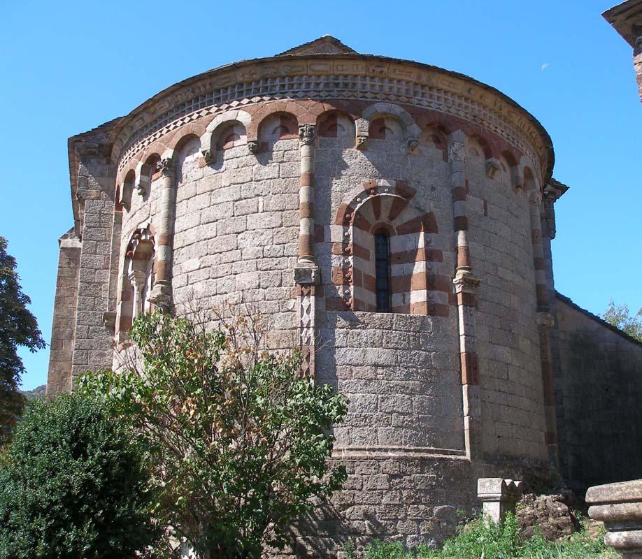 Eglise romane deThines