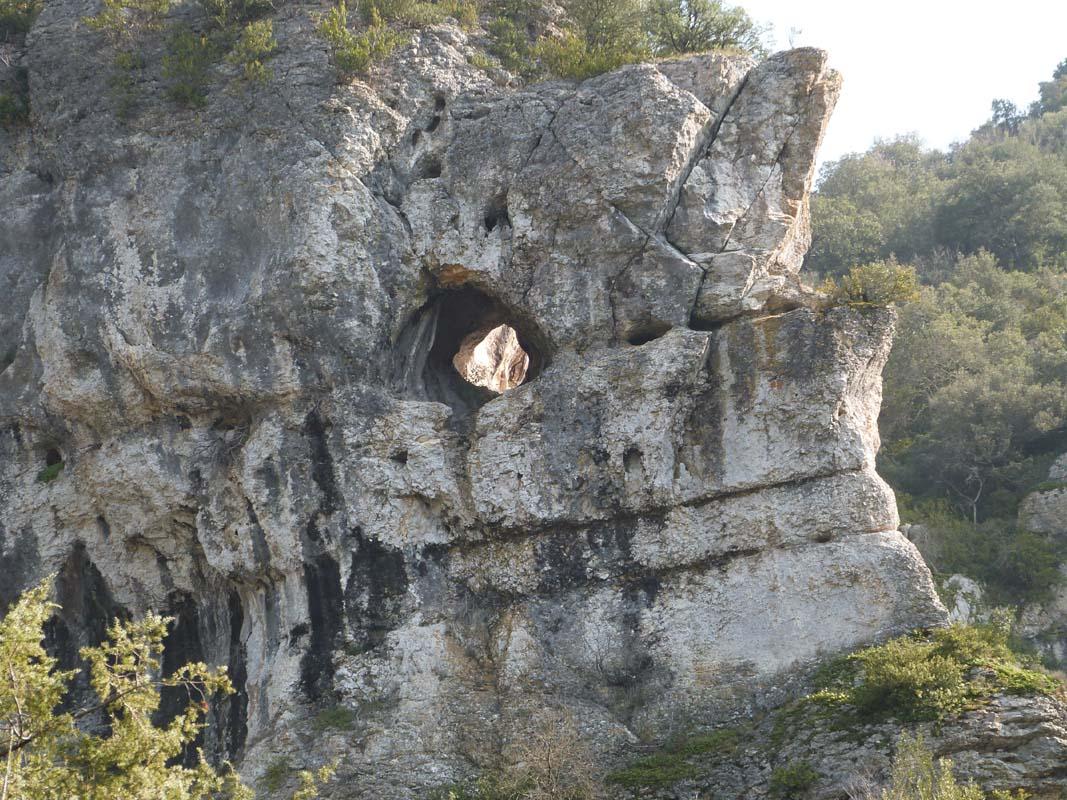 Falaises calcaires